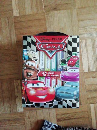 maleta cuentos Cars.