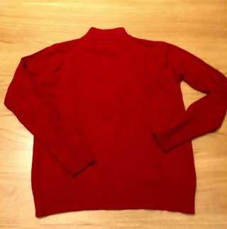 Jersey basico rojo