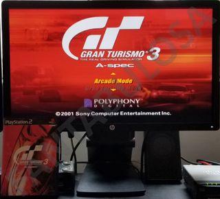 Juego original PS2 - Sony - Gran Turismo 3 A-spec
