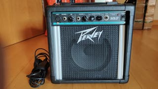 Amplificador de guitarra Peavey Solo 15w