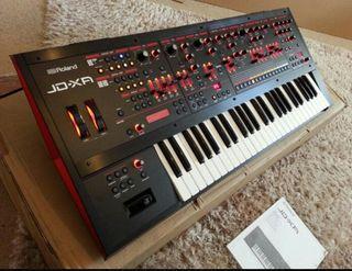 Sintetizador ROLAND JD XA analogico vocoder NUEVO