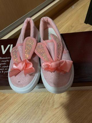 Zapatillas conejito