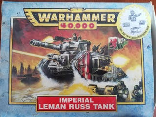 Leman Russ warhammer 40k