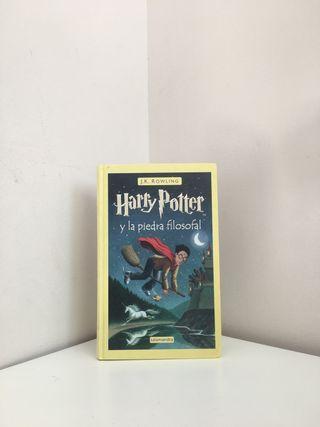 Harry Potter y la piedra filosofa