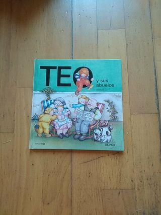 Libro infantil - Teo y sus abuelos