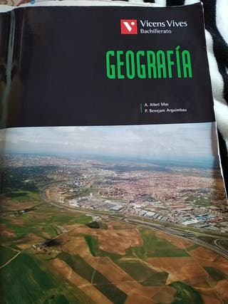 Geografía bachillerato