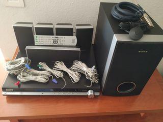 Home cinema Sony DAV- DZ230