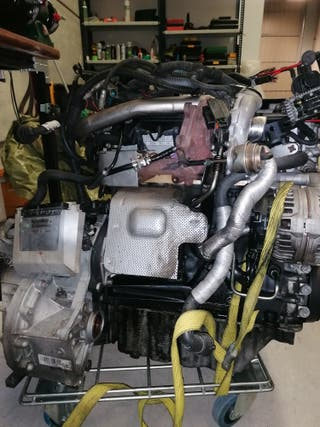 Motor completo Opel Astra g 2.0 dti