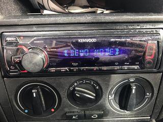 Radio kenwood de coche