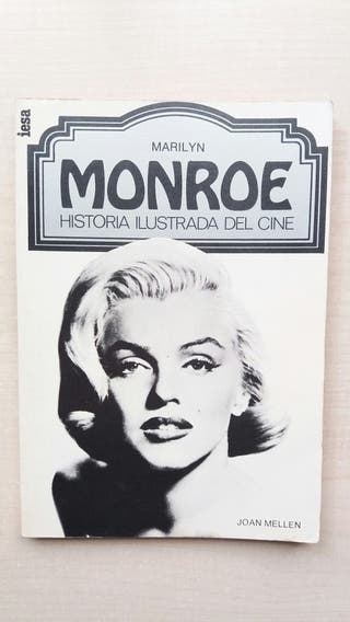 Libro Marilyn Monroe. Joan Mellen.