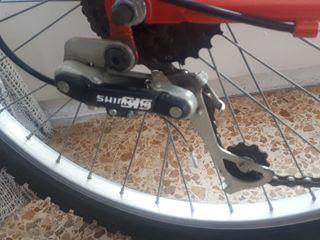 Bicicleta 24 pulgadas de Rueda