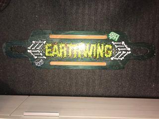 Tabla longboard EARTHWING