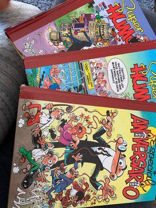 3 cómics de humor