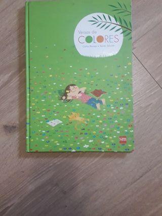 libro infantil versos de colores