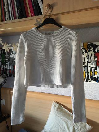 Jersey Crop Zara
