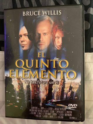 El quinto elemento DVD