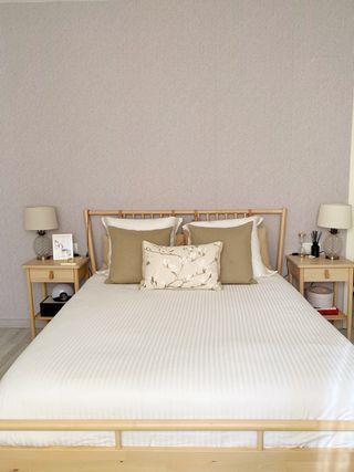 Dormitorio completo y precioso en perfecto estado.
