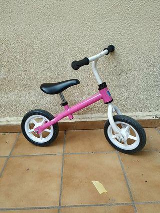 bici sin pedal