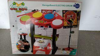 batería para niños.