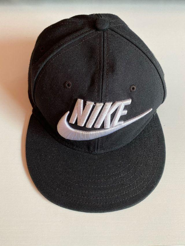 diseño profesional mejor precio super barato se compara con Gorra Nike de niño negra y blanca. de segunda mano por 12 € en ...