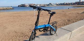 bicicleta eléctrica rich bit