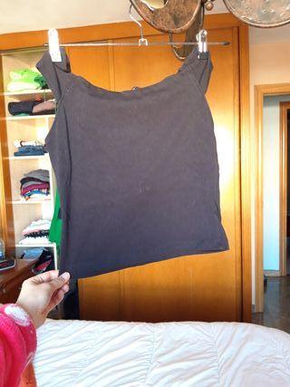 camiseta tirantes.
