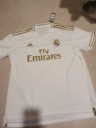 Camiseta Real Madrid Original XL Talla 54