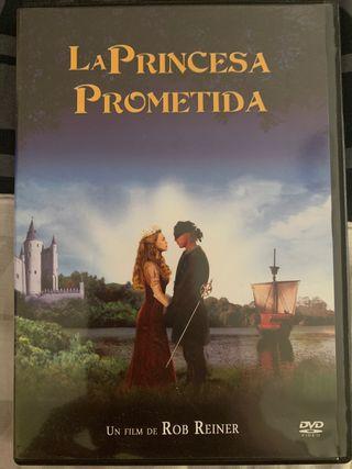 La princesa prometida DVD