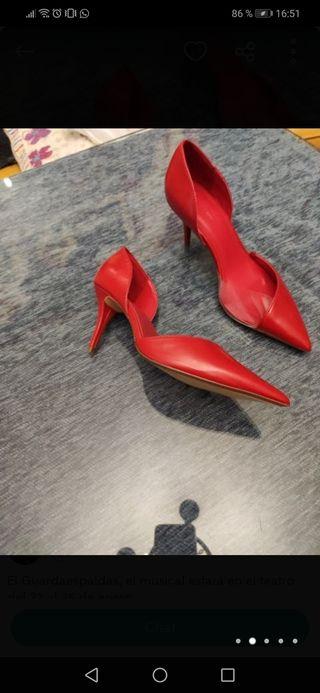 Zapatos Bershka n40
