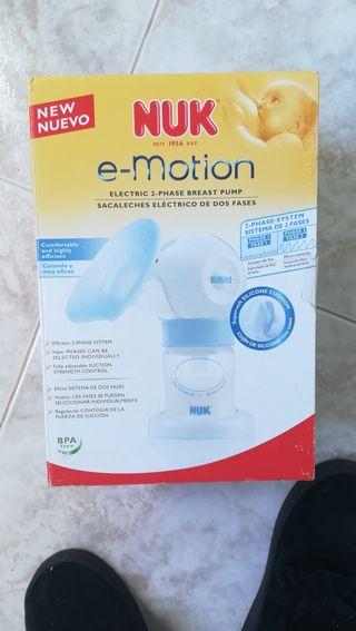 Sacaleches eléctrico NUK E-motion