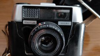 Cámara de fotos Vintage REVUE 300 BS de los 60