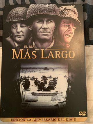 El día más largo Dvd edición 60 aniversario