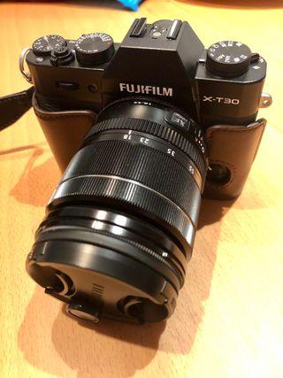 Camara Fujifilm XT-30