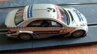 Coche Scalextric Mercedes C Klasse AMG DTM