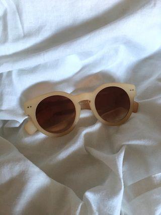 Gafas Sol Redondas Mate