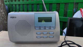 Radio SANYO.