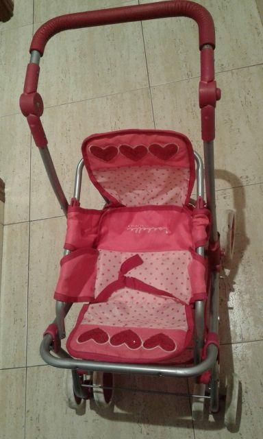 carrito para bebés