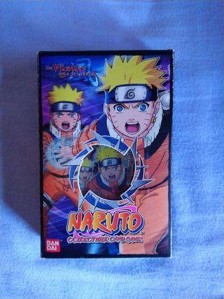 Cartas de colección de Naruto