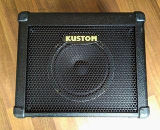 Amplificador de bajo Kustom kba 16