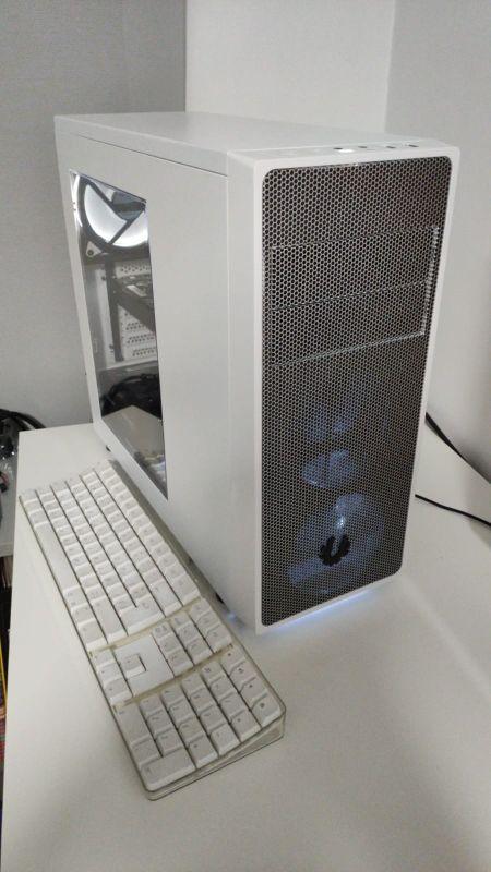 pc workstation gamer NUEVO