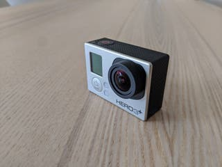 GoPro 3 Plus Silver edition + Accesorios