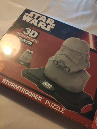 puzzle 3D STAR WARS
