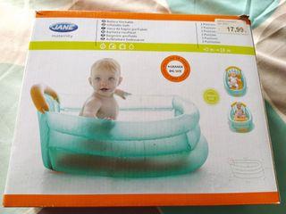 Bañera bebé inflable