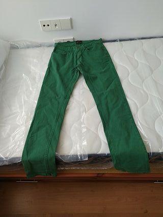 Pantalones vaqueros para hombre