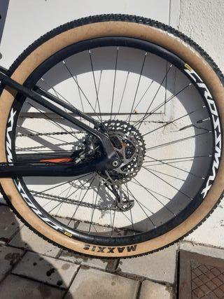 "ruedas mtb mavic crossmax 29"" boost"