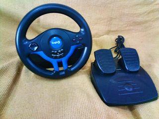 VOLANTE PS2 TOP DRIVE GT1