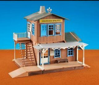 Playmobil estación de tren Colorado springs nueva