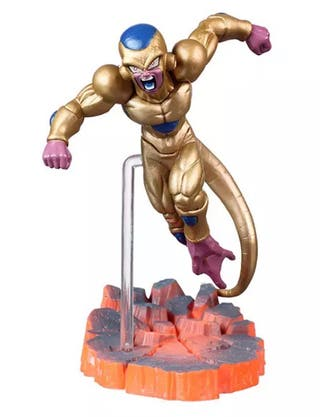 Figura de Freezer Dragon Ball Z desde Japón