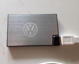 Cargador movil portátil Volkswagen