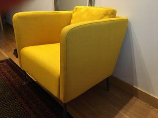Sillon Ikea de segunda mano por 100 </p></div> <!--bof Product URL --> <!--eof Product URL --> <!--bof Quantity Discounts table --> <!--eof Quantity Discounts table --> </div> </dd> <dt class=